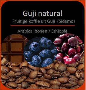 Guji Coffee
