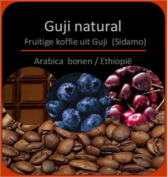 Guji Coffee